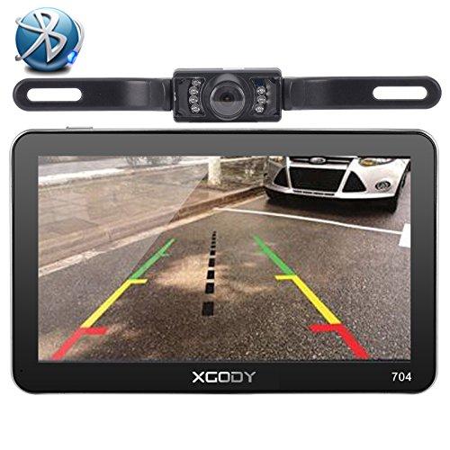 Xgody 704BT 7 Inch 8GB TFT LCD Capacitive Touchscreen SAT