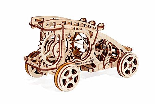 【2018年製 新品】 木製Trickバギー3d木製パズル/機械モデル – 子供 –、Teens装飾とギフト(アップグレードバージョン) B07BJ147SY B07BJ147SY, フジスポーツ用品店:3605358a --- a0267596.xsph.ru