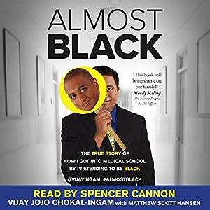 Almost Black Audiobook