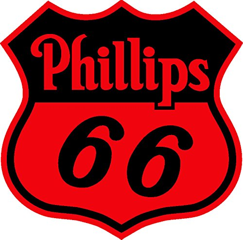 Signpast Signs (Phillips 66 Gas Sign- 25.5