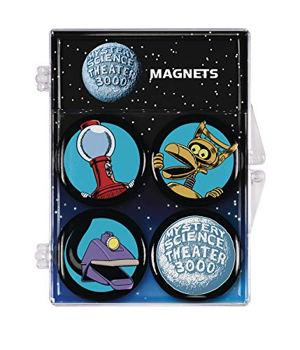 Dark Horse Deluxe Mystery Science Theater 3000 Magnet 4 Pack