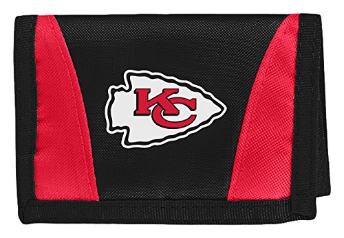 (The Northwest Company Officially Licensed NFL Kansas City Chiefs Chamber Wallet)