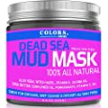 Dead Sea Mud Mask Witch Hazel And Aloe Great For Acne Oily Skin Blackheads Best Facial Pore Minimizer Cleansing Treatment With Added Vitamins C E B3 And Jojoba Natural And All Vegan