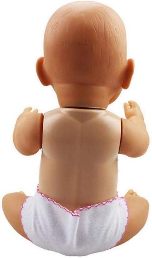 18 pouces fille poup/ée Accessoires Sous-v/êtements Mini portable Poup/ées de couche-culotte Creative Doll Culottes Mini Slip Bodyshorts Short Doll Fournitures 2pcs 10cm