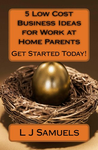Amazon Com Low Cost Business Ideas For Work At Home Parents