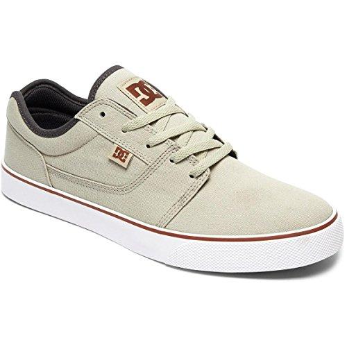DC Men's TX Sneaker Ash Tonik A8qwCUA
