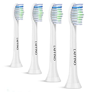 Amazon.com   Laffino Sonicare Replacement Toothbrush Heads for Philips  Sonicare DiamondClean b5c9c52db94ee