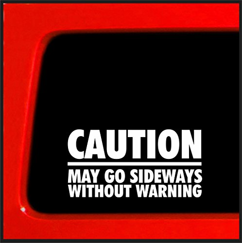Caution-may-go-sideways-without-warning-sticker-for-jeep-4x4-decal-offroad-funny-drift-racing-decal