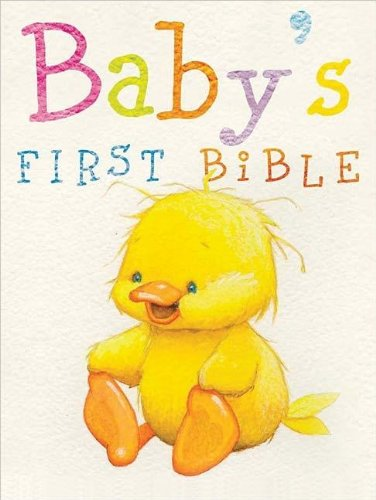 Download Baby's First Bible PDF