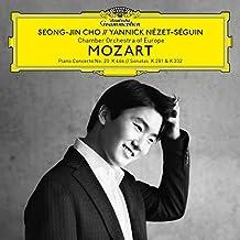 Mozart (Piano Concerto No.20, K.466; Sonatas, K.281 & 332)
