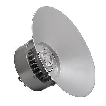 8x 30W LED luminaria industrial 6500k luz de nave industrial luz de nave de producción ip65
