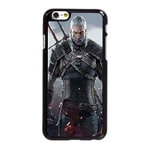 Q4U60 la caza salvaje brujo funda iPhone F0X2MV 6 4.7 pufunda LGadas funda caja del teléfono celular cubren IK1JNH2SJ negro