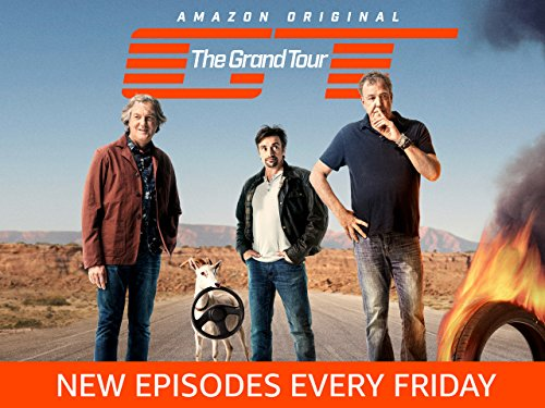 the grand tour season 1 jeremy clarkson richard hammond james may andy wilman. Black Bedroom Furniture Sets. Home Design Ideas