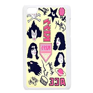 Kiss Band Photoshoot Portraits case FOR IPod Touch 4th TKOK762811