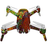 Skin For Yuneec Breeze 4K Drone – Rust | MightySkins Protective, Durable, and Unique Vinyl Decal wrap cover | Easy To Apply, Remove, and Change Styles | Made in the USA