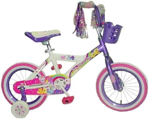 fe1c70945d8 Amazon.com : My Little Pony Kids' 14-Inch Bike : Sports & Outdoors