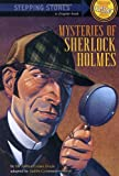 img - for Mysteries of Sherlock Holmes (A Stepping Stone Book) book / textbook / text book