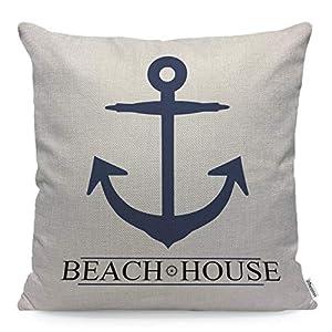 512zvDUUJIL._SS300_ 100+ Nautical Pillows & Nautical Pillow Covers
