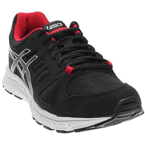 ASICS Men's Gel-Unifire TR 3 Cross-Trainer Shoe, Black/Onyx/True Red, 6 M US