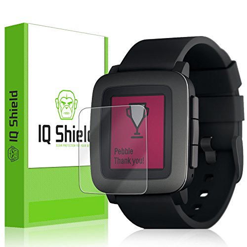 pebble-time-screen-protector-iq-shield-liquidskin-6-pack-full-coverage-screen-protector-for-pebble-t