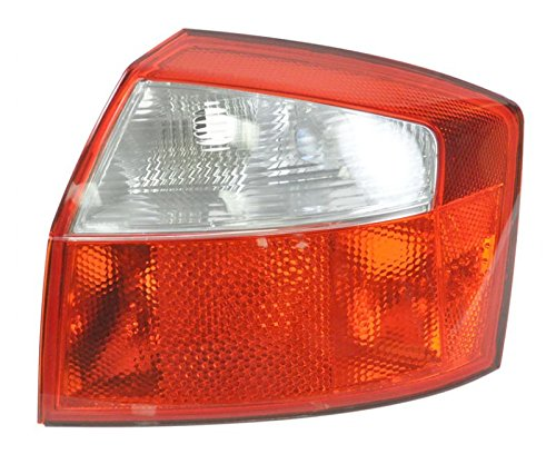 Rear Taillight Taillamp Passenger Side Right RH Outer for A4 S4 4 Door (Audi A4 Rear Light)