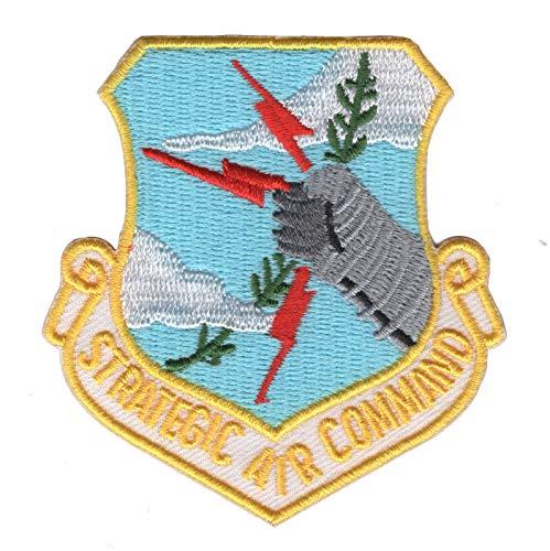 SAC Strategic Air Command Patch ()