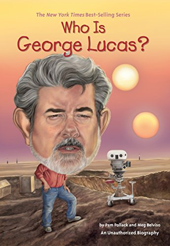 Who Is George Lucas? (Who Was...? (Paperback))