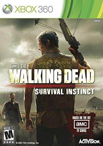 The Walking Dead: Survival Instinct - Xbox 360 (The Walking Dead Best Of Daryl)