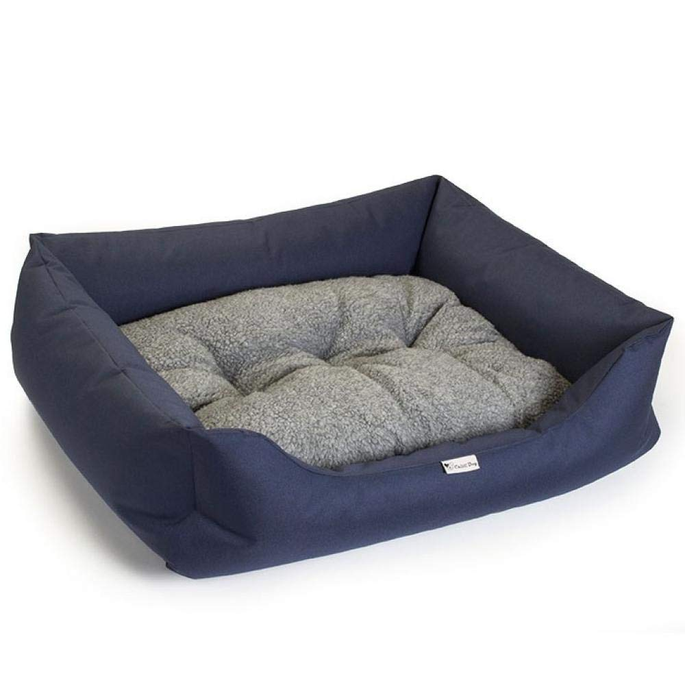 Amazon.com: Chili perro impermeable azul marino sofá cama ...