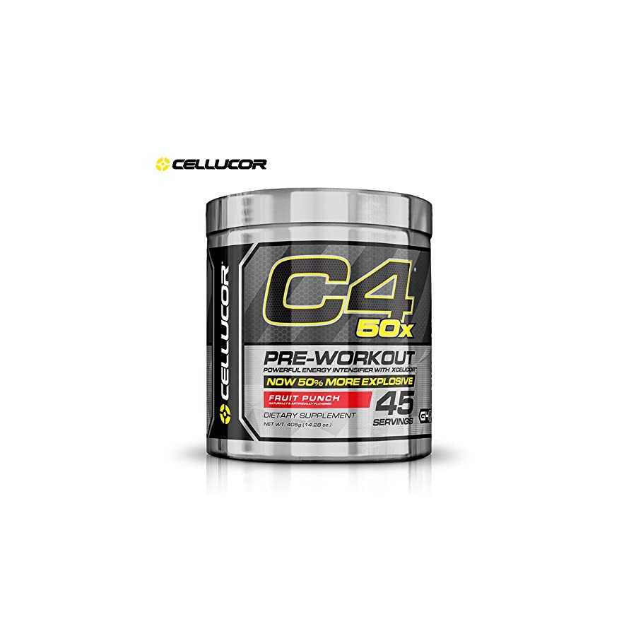 Cellucor C4 Extreme Energy Pre Workout Powder