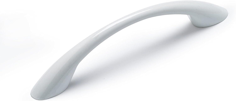 Richelieu Hardware Bp6501730 Contemporary Metal Handle Pull 3 7 9 White Amazon Com