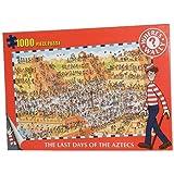 Paul Lamond - Puzzle - 1000 Pièces  - Où est Charlie - Les derniers jours des Aztèques