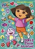 Dora's Sticker Adventure! (Dora the Explorer), Golden Books, 0307976696