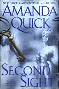 Read Second Sight Arcane Society 1 By Amanda Quick