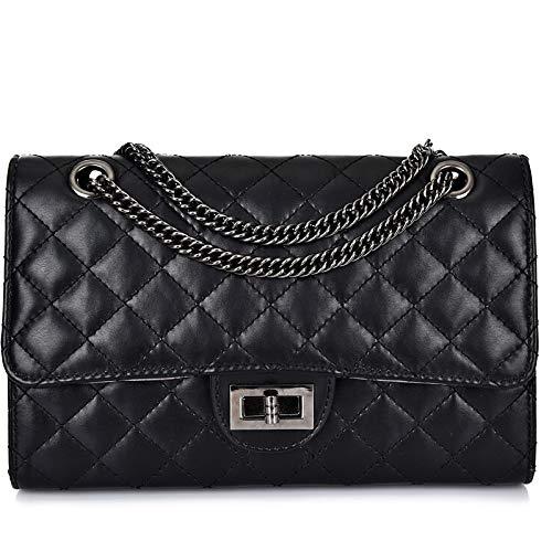 Bag Noir Pcs Sacs Gold à Grande Fourre QZTG 3 Set Capacité Set Bags main PU Main Black Purse De White Tout Women's À sac YqzZqg