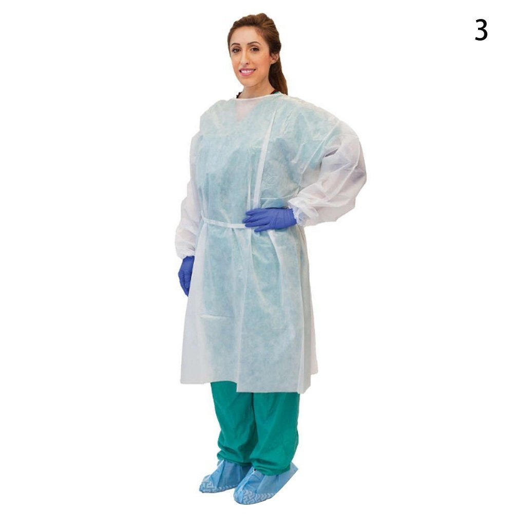 Amazon.com: Zeroyoyo Disposable Laboratory Isolation Cover Medical ...