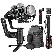 Oferta en ZHIYUN Crane 3 Lab Oficial Gimbal Estabilizador para cámara