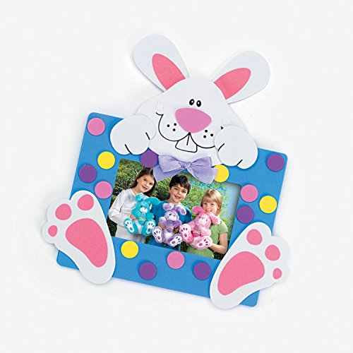 12 Easter Bunny Picture Magnet