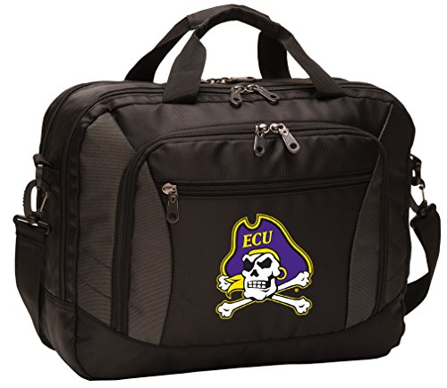 Broad Bay East Carolina University Laptop Bag Best NCAA ECU Computer Bags
