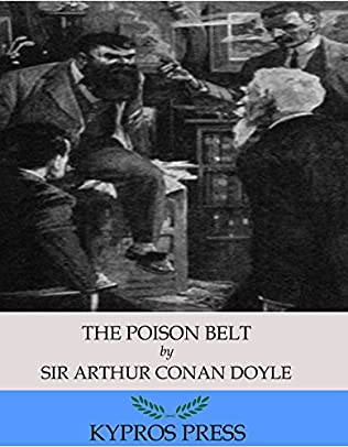 book cover of The Poison Belt