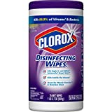 Clorox Disinfecting Wipes, Bleach Free Cleaning Wipes - Fresh Lavender, 75 Count