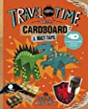 Travel Through Time with Cardboard and Duct Tape: 4D An Augmented Reading Cardboard Experience (Epic Cardboard Adventures 4D) from Capstone Press