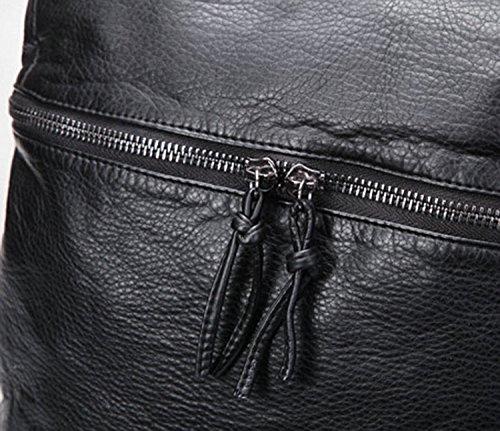 Shijinshi - Bolso de Mochila mujer Negro - negro