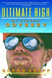 img - for Ultimate High: My Everest Odyssey by Goran Kropp (2000-10-10) book / textbook / text book