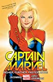 Image of Captain Marvel Vol. 1: Higher, Further, Faster, More (Captain Marvel (2014-2015))