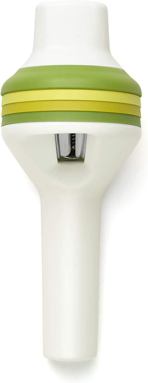 Chef'n Twist Handheld Spiralizer Vegetable Slicer, One Size, Green