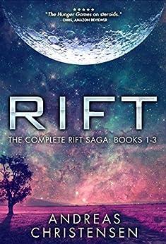Rift Complete Saga Books 1 3 ebook product image