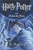 capa de Harry Potter E A Ordem Da Fênix
