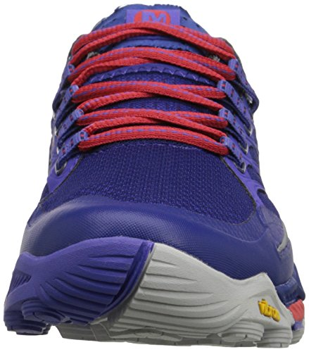 Peak All Shoe Royal Blue Out Womens Trail Running Orange Merrell w5tBP