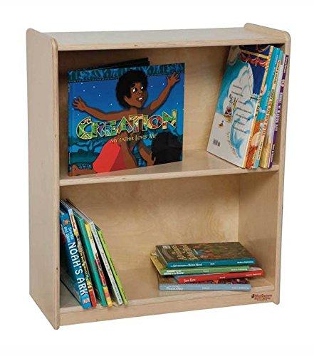 "Wood Designs WD15900 Small Bookcase, 28 x 24 x 11"" (H x W..."